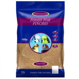 Johnston and Jeff Foreign Finch Seed 20Kg