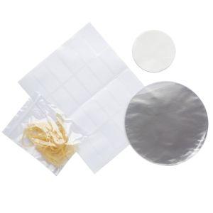 Home Made Jam Pot Cover Kit 2lb - 24 Pack