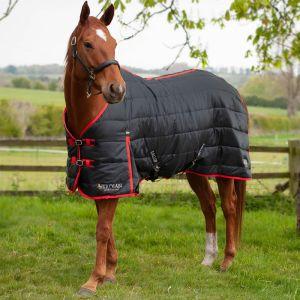 Gallop Trojan 200 Standard Stable Rug - Black/Red