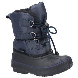 Cotswold Children's Explorer Snow Boots - Navy