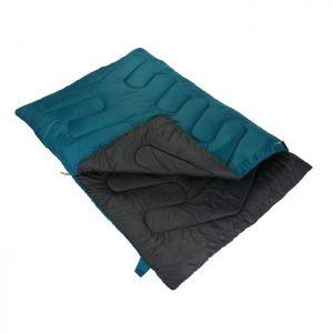 Vango Ember Sleeping Bag, Double - 2020, Bondi Blue