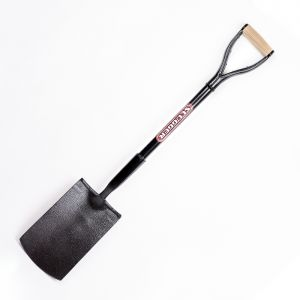Ramco Digging Spade - Tubular Steel Handle