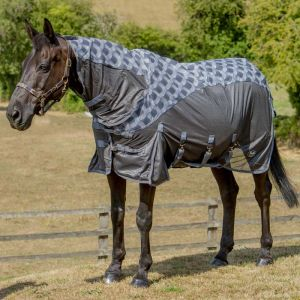 Gallop All in One Combo Turnout Rug - Steel Grey