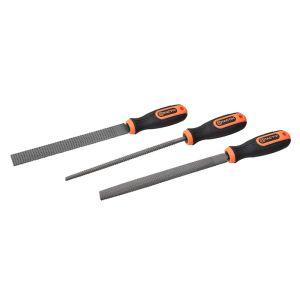 Tactix Wooden Rasp Set - 3 Pack