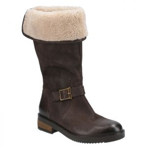 Hush Puppies Women's Bonnie Boots – Brown