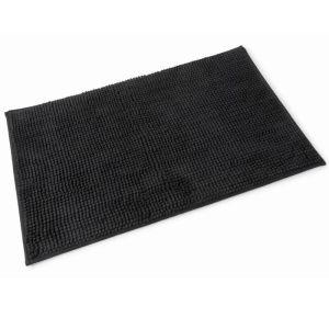 Blue Canyon Microfibre Bath Mat - Black