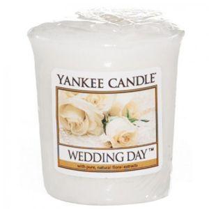 Yankee Candle Votive - Wedding Day