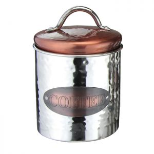 Apollo Copper Canister - Coffee