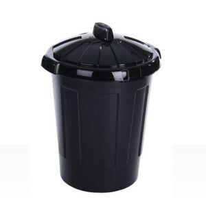 Wham Eden Dustbin - Black, 80 Litre