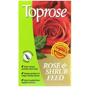 Toprose Rose and Shrub Feed - 1kg