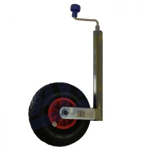 Maypole Pneumatic Trailer Jockey Wheel - 48mm