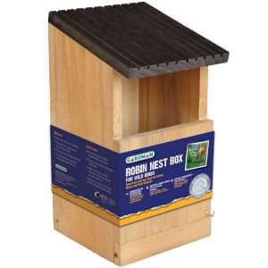 Gardman Small Robin Nest Box