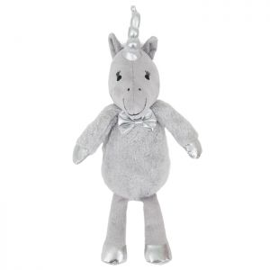 Rosewood Cupid & Comet Silver Unicorn Dog Toy