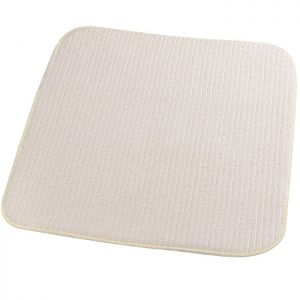 Addis Microfibre Drying Mat - Cream