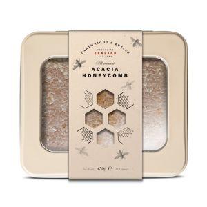 Cartwright & Butler Acacia Honeycomb Tin