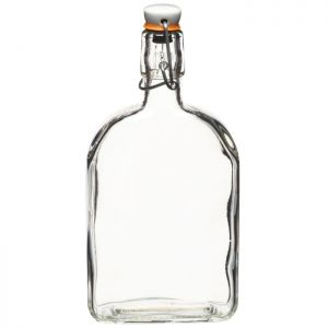 KitchenCraft Home Made Sloe Gin Bottle - 500ml