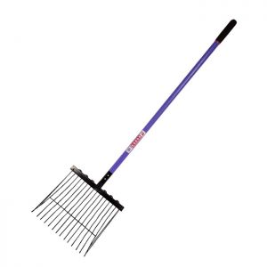 Red Gorilla Riddler Shaving Fork - Purple