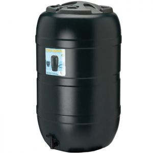 Ward Water Butt with Lockable Lid and Tap - 210 Litre