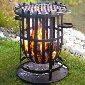 La Hacienda Vancouver Firebasket with Grill