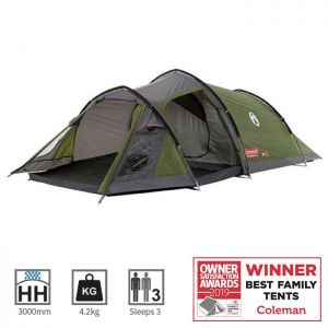 Coleman Tasman 3 Tent