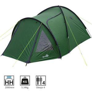 Wild Camping Idris 4 Tent
