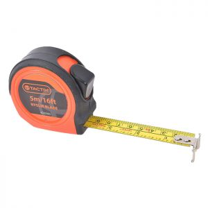 Tactix Nyslik Blade Tape Measure - 5m