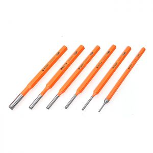 Tactix Pin Punch Set - 6 Piece