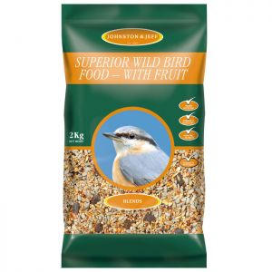 Johnston & Jeff Superior Wild Bird Food - 2kg