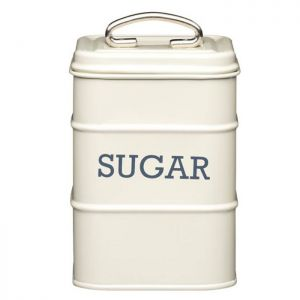 KitchenCraft 'Living Nostalgia' Sugar Canister - Cream