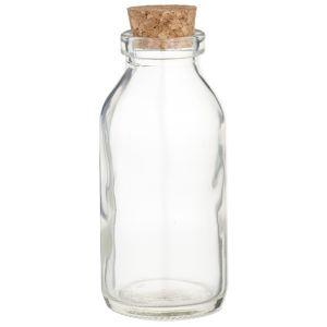 Home Made Mini Glass Oil Bottle - 120ml