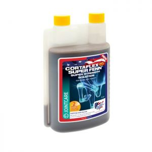 Equine America Cortaflex Super Strength Solution With Super Fenn - 1 Litre