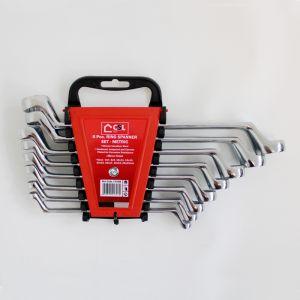 CSL Tools Ring Spanner Set - 8 Piece