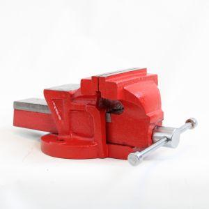 "CSL Tools Fixed Base Cast Iron Vice - 4""/100mm"