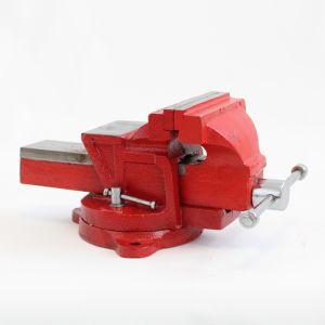 "CSL Tools Swivel Base Cast Iron Vice - 4""/100mm"