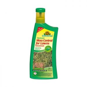 Neudorff Moss Control for Lawns Concentrate