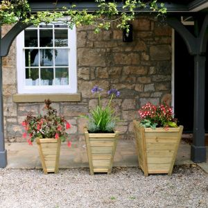 Zest 4 Leisure Grosvenor Planter - Set of 3