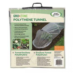 Smart Garden - GroZone Polythene Tunnel