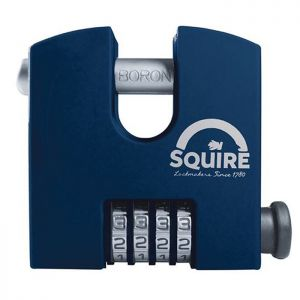 Squire SHCB65 Combination Warehouse Padlock - 65mm