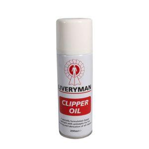 Liveryman Clipper Oil Aerosol Spray - 200ml