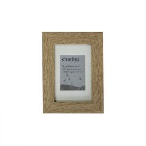 Oak Photo Frame – 4x6 inch