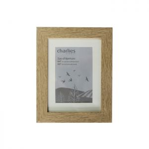 Oak Photo Frame – 6x8 inch