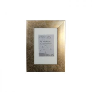 Gold Photo Frame – 4x6 inch