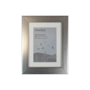 Silver Photo Frame – 6x8 inch