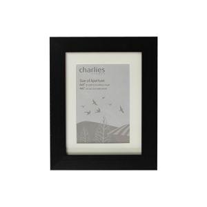 Black Photo Frame – 6x8 inch