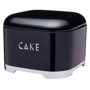 KitchenCraft Lovello Cake Tin - Black