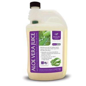 K M Elite Aloe Vera Juice - 1 Litre