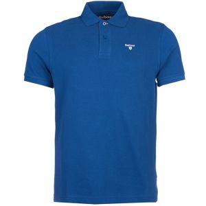 Barbour Men's Sports Polo - Deep Blue