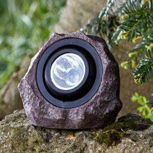 Smart Solar Jumbo Rock Light 15 Lumens