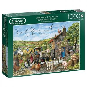 Another Day in the Dales Jigsaw Puzzle - 1000 Pieces