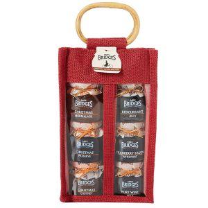 Mrs Bridges Christmas Tasting Set